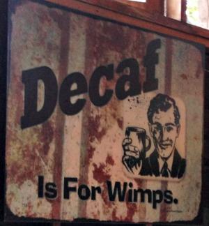 Coffee is my Kryptonite: Caffeine Effects & Sensitivity