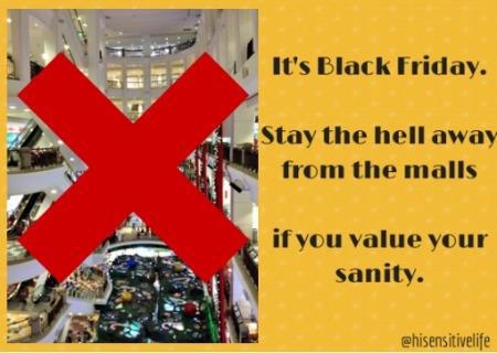 Black Friday…