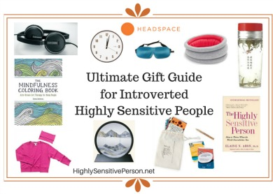 The 2014-15 Gift Guide for Highly Sensitive People & Introverts