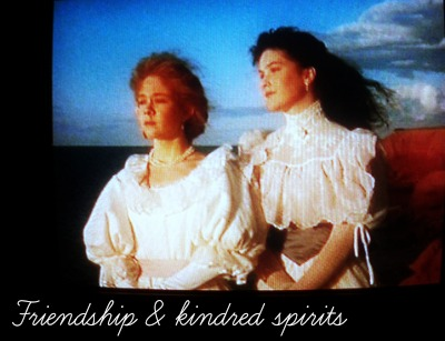 The importance of kindred spirits