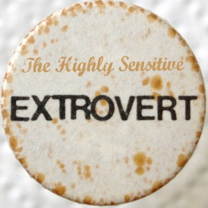 Extrovert Highly Sensitive People